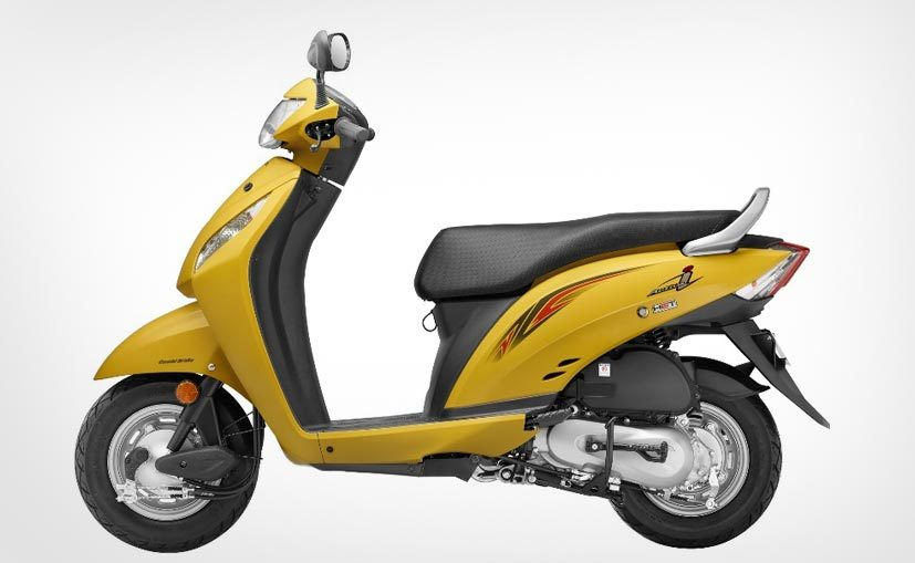 2017 honda activa cng scooter scooty price photos