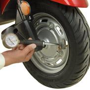 Honda Activa Tyre Pressure
