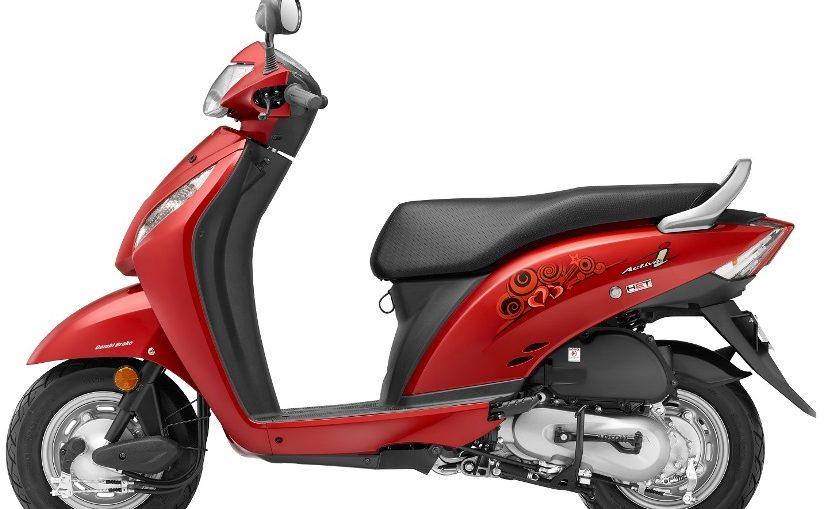 Perfect Honda Activa I Price In Lucknow