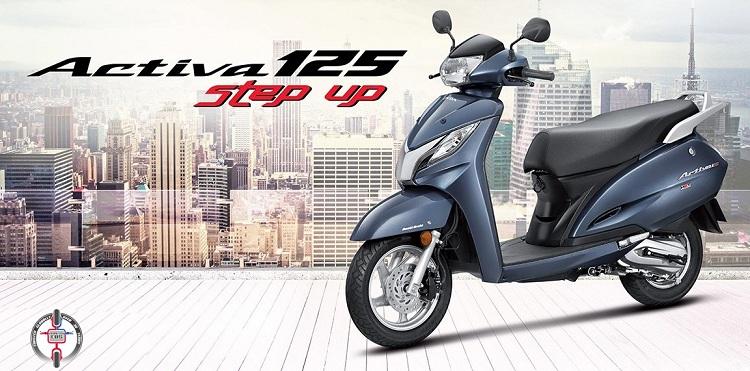 Honda Activa 125 Fuel Tank Capacity