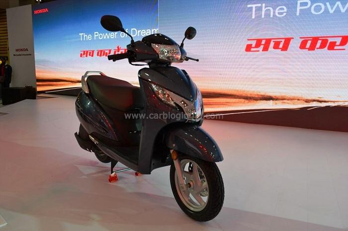 New Honda Activa 125 2017