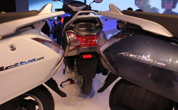 New Honda Activa 125 Colors