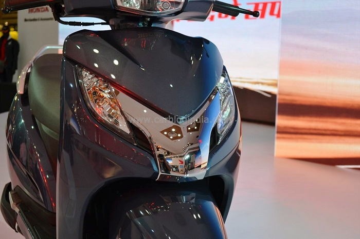 New Honda Activa 125 Features