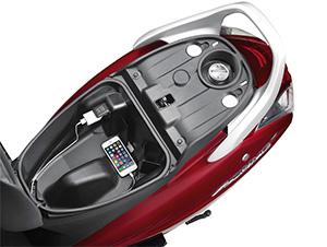 Honda Activa 4G Fuel Tank Capacity
