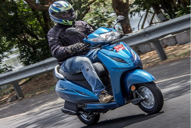 Honda Activa Price After Gst Check Activa 4g 3g Price Aftere Gst