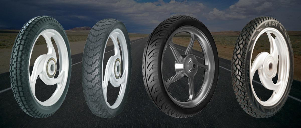Honda Activa Tyre