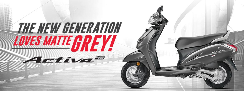 Marvelous Honda Activa 4G Price 2019 New Activa 4G Colours Evergreenethics Interior Chair Design Evergreenethicsorg