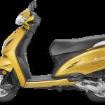 Activa 5G Yellow