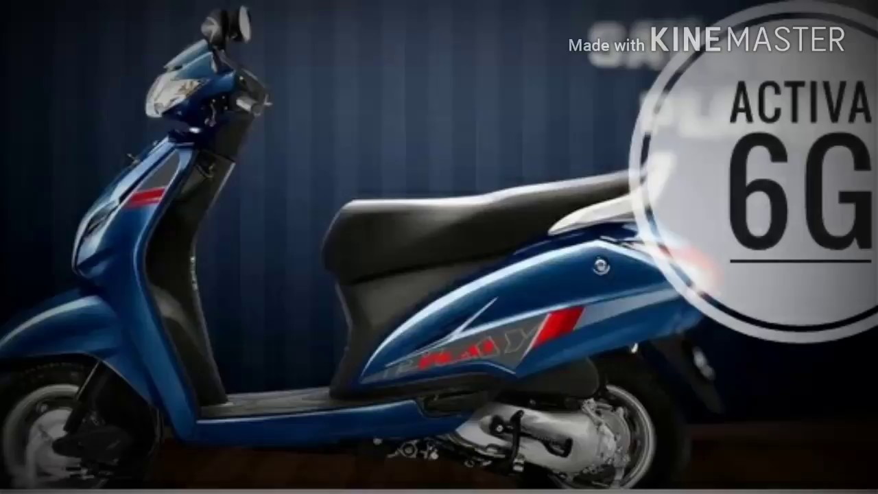 Image result for honda activa 6g will launch in india soon